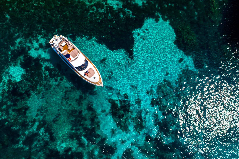 Azure Ultra Aerial Shot
