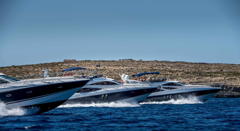 Azure Ultra Three Boats