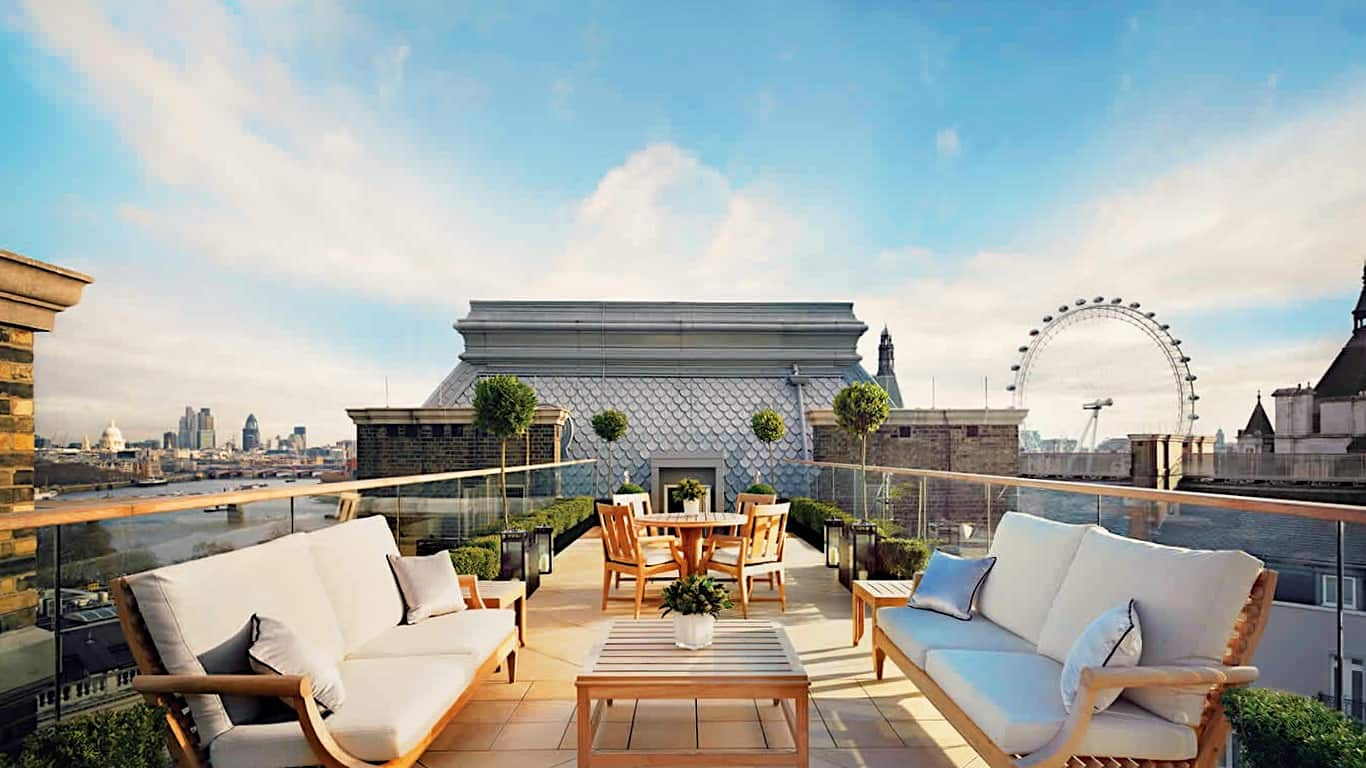 Corinthia Hotel London - the musician penthouse 4