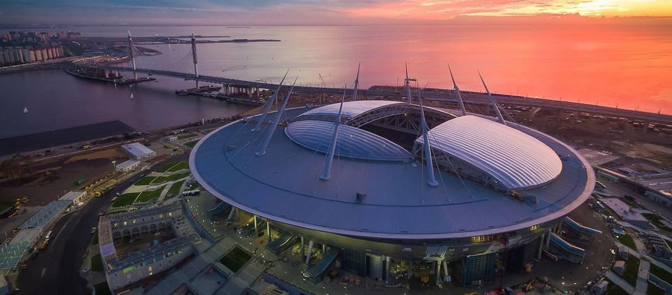 st petersburg stadium world cup