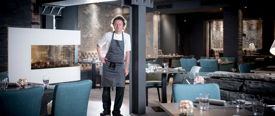 Tom Kitchin Restaurant