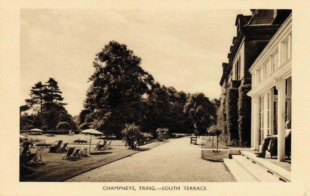 Champneys Tring in 1925