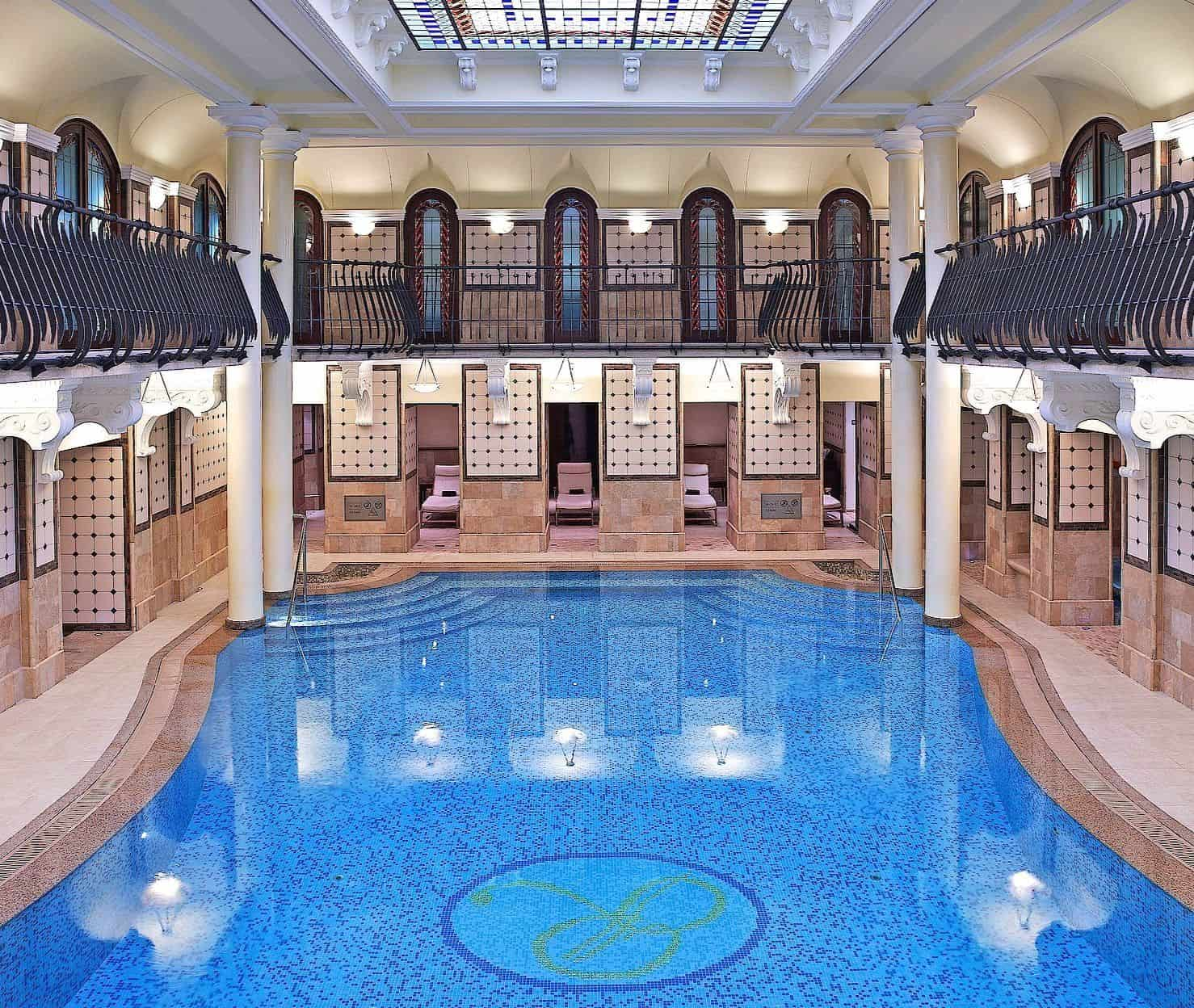 Corinthia Budapest Royal Spa
