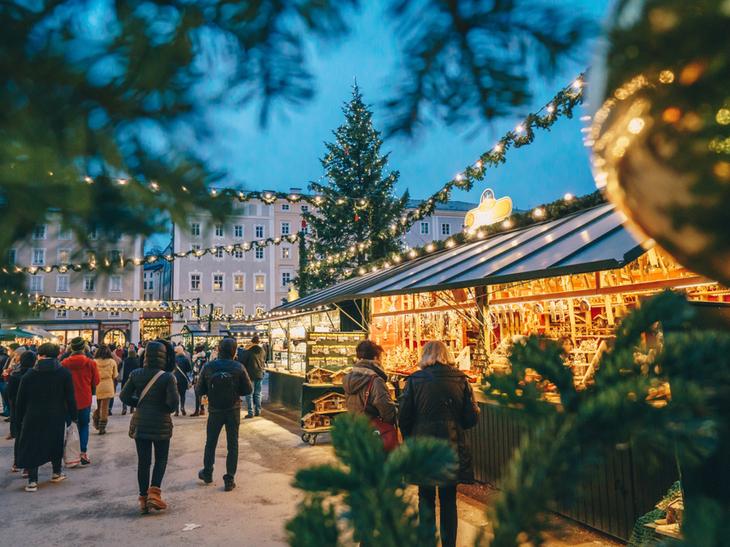 Austrian Christmas Market